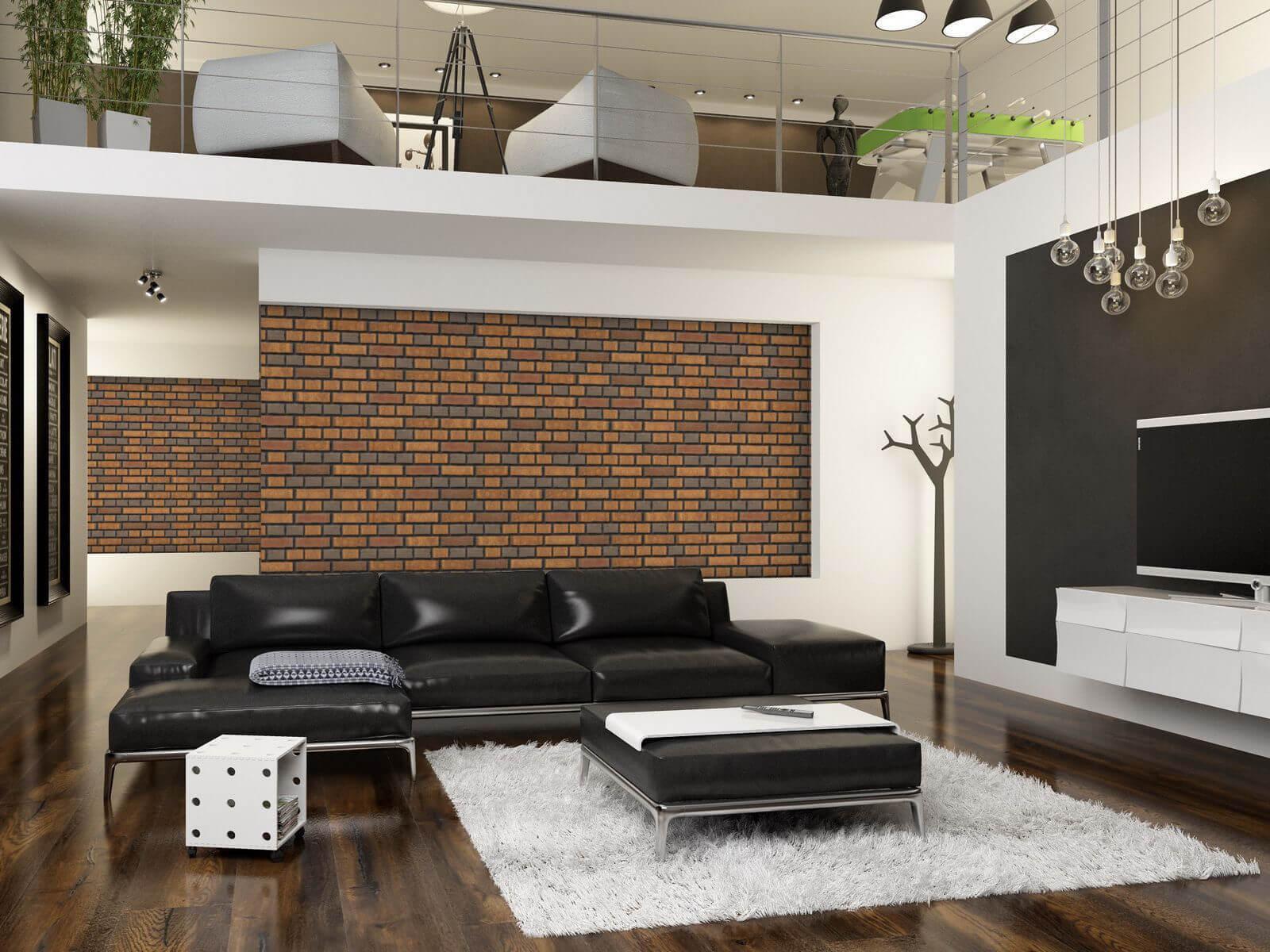 Feldhaus Klinker - R686NF14, Sintra Ardor Calino, 240x14x71 - Клинкерная плитка для фасада и внутренней отделки