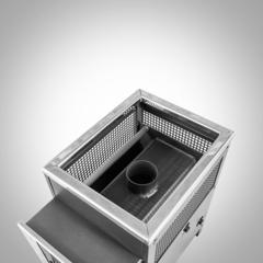 Печь банная ПБ-21 (4 мм.)