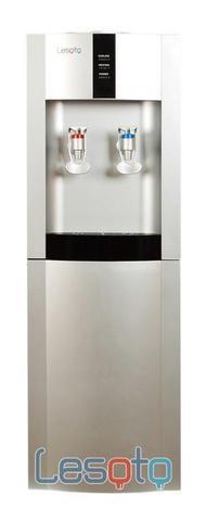 Кулер для воды LESOTO 16 LD/E silver-black