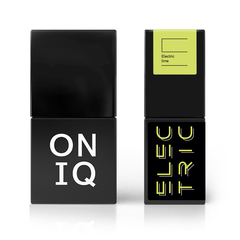 ONIQ Гель-лак 150, Electric lime, 10 ml