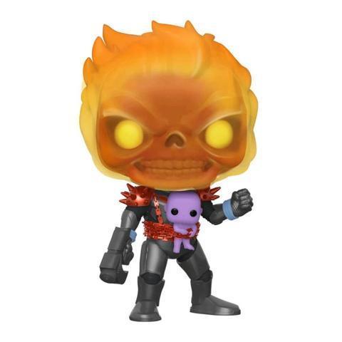 Фигурка Funko POP! Bobble: Marvel: Cosmic Ghost Rider (Exc) 43003