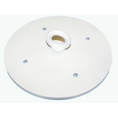 Кронштейн потолочный ( форма-круг) нагрузка до 150 кг (нов)