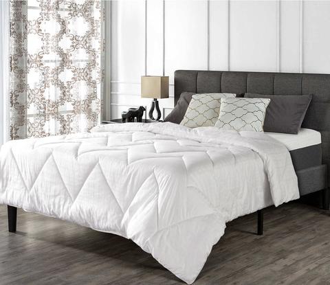Одеяло Далия белый