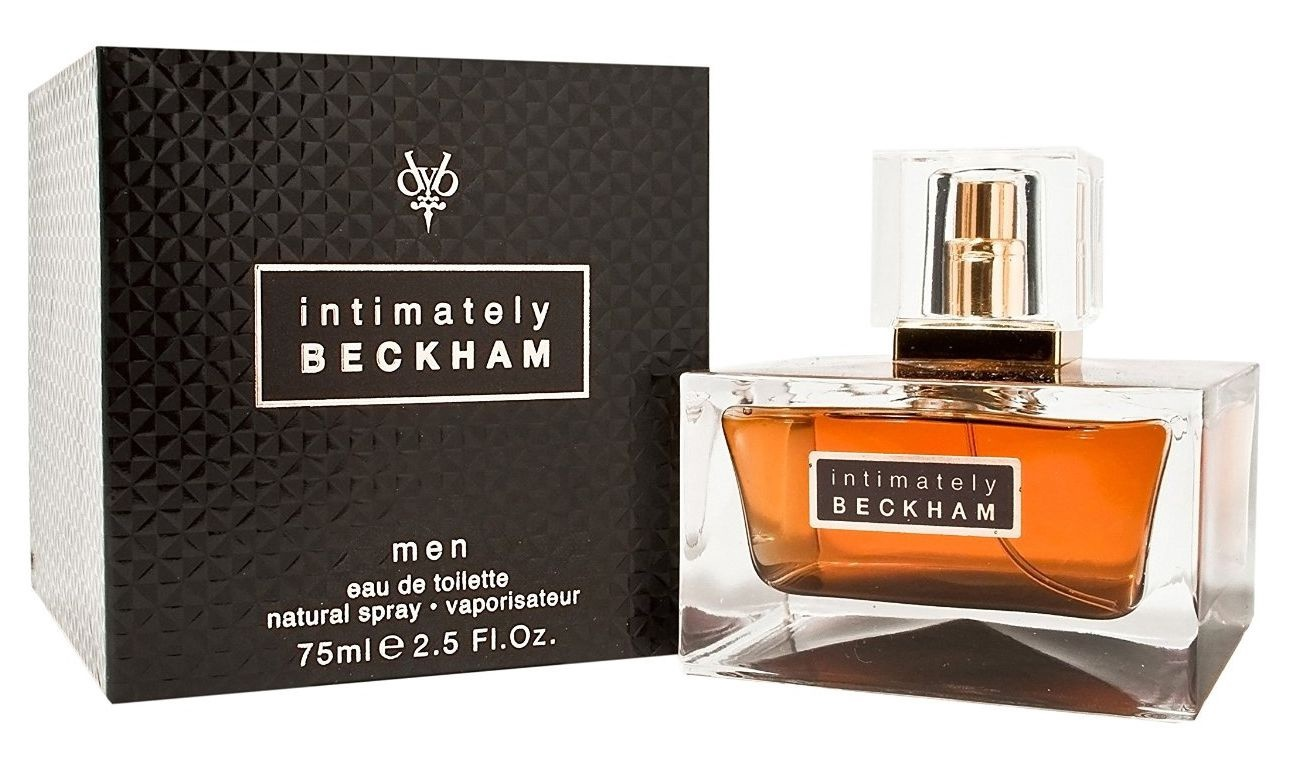David Beckham Intimately Men EDT