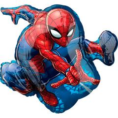 А Человек-паук P38, 17