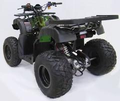 Бензиновый квадроцикл MOTAX ATV Grizlik 200 LUX с ЛЕБЕДКОЙ