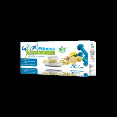 Çay \ Чай \ Tea Herba Flora Zərif Fitness (paket) 25 ədəd