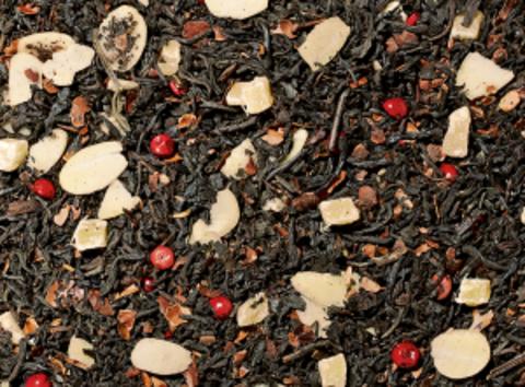 Черный чай Имбирный трюфель