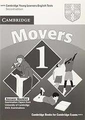 C Young LET 2Ed 1 Movers 1  Answer Booklet