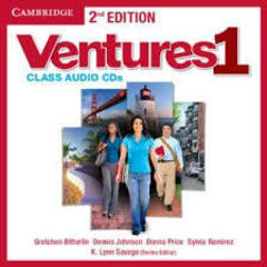 Ventures 2nd Edition 1 Class Audio CD's(2)
