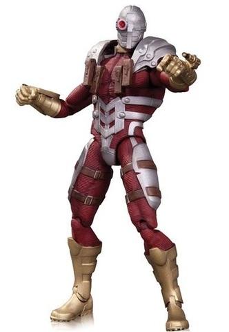 New 52 Super Villains Suicide Squad Deadshot
