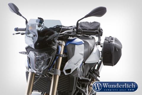 Ветровое стекло ERGO sport BMW F 800 R затемненное