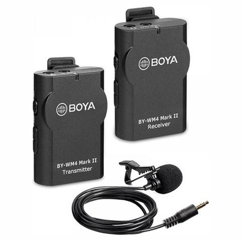 Беспроводной микрофон Boya BY-WM4 Mark II