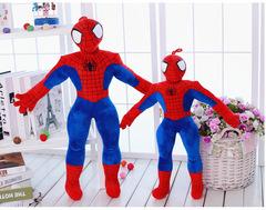 Человек паук мягкая игрушка