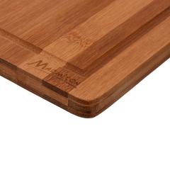Доска разделочная бамбук 28х20 см