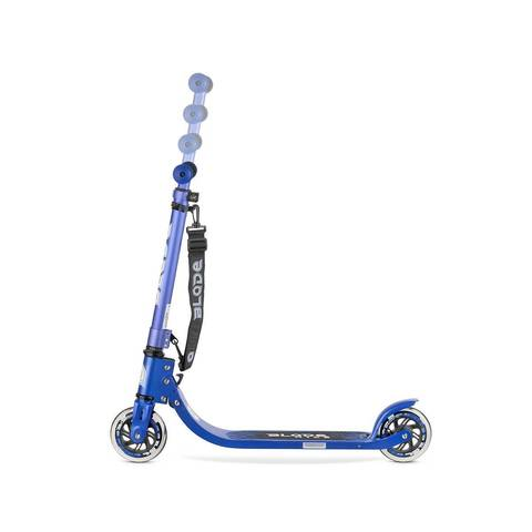 двухколесный самокат со светящимися колесами BLADE Kids Jimmy 125 синий