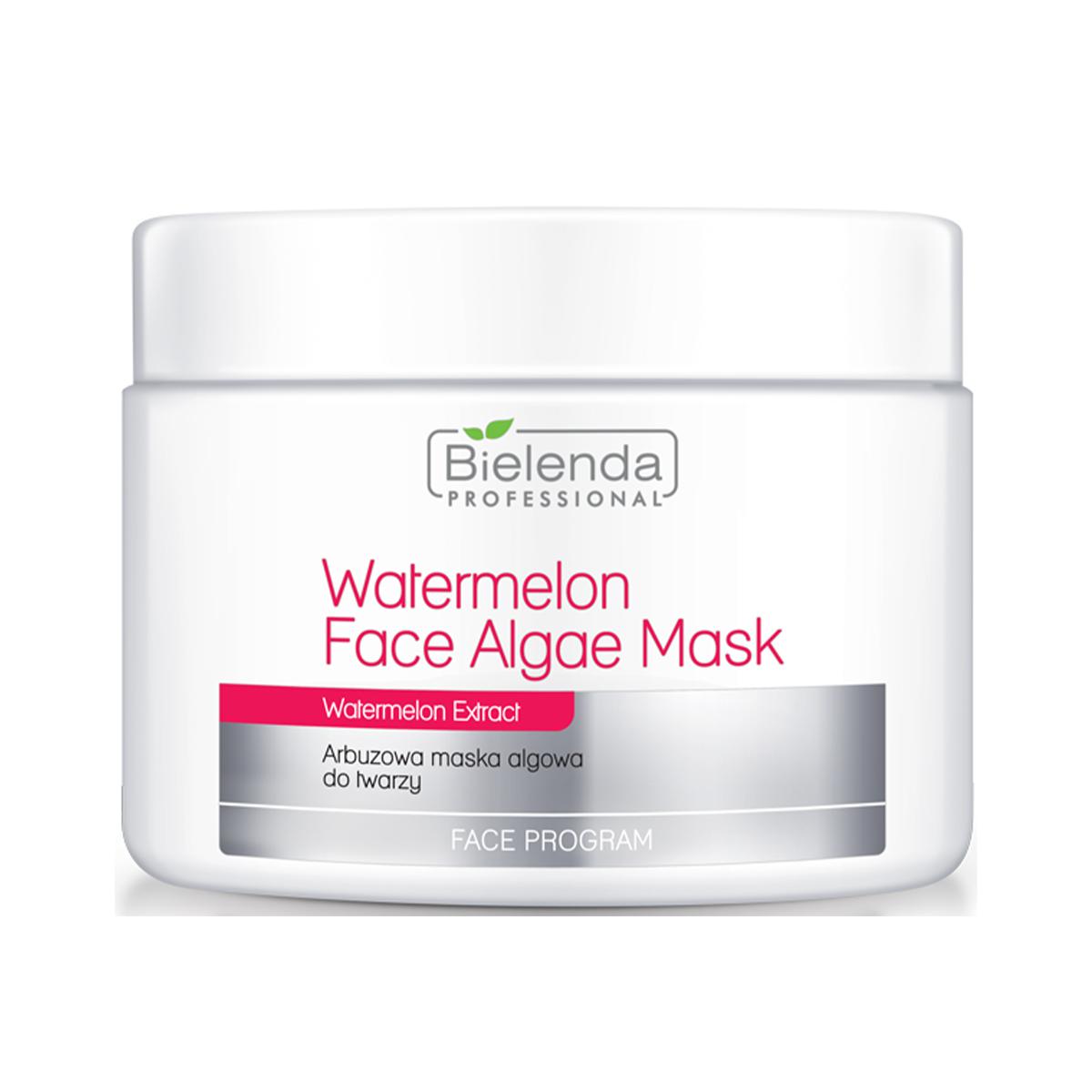BIELENDA PROFESSIONAL Арбузная альгинатная маска для лица,  190г.