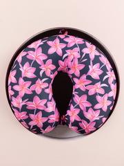 Подушка для шеи, подголовник Gekoko «Плюмерии» 4