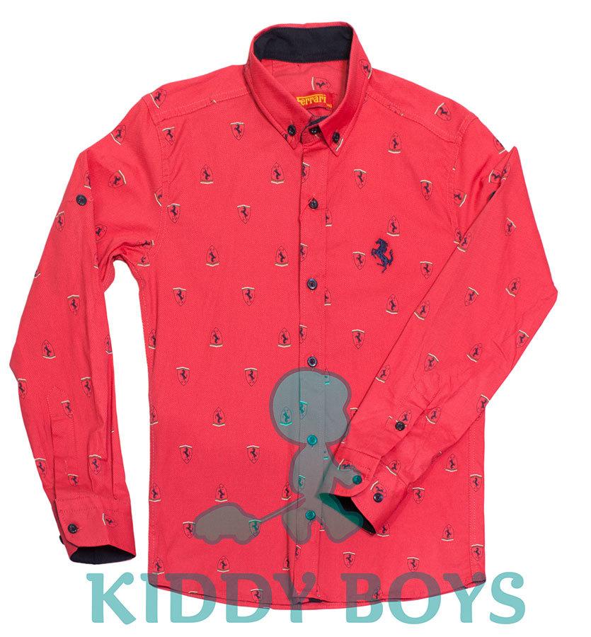 Рубашка для мальчика Ferrari 14253