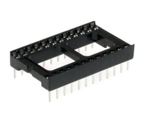 Панельки (обычные) для микросхем ширина 15 мм