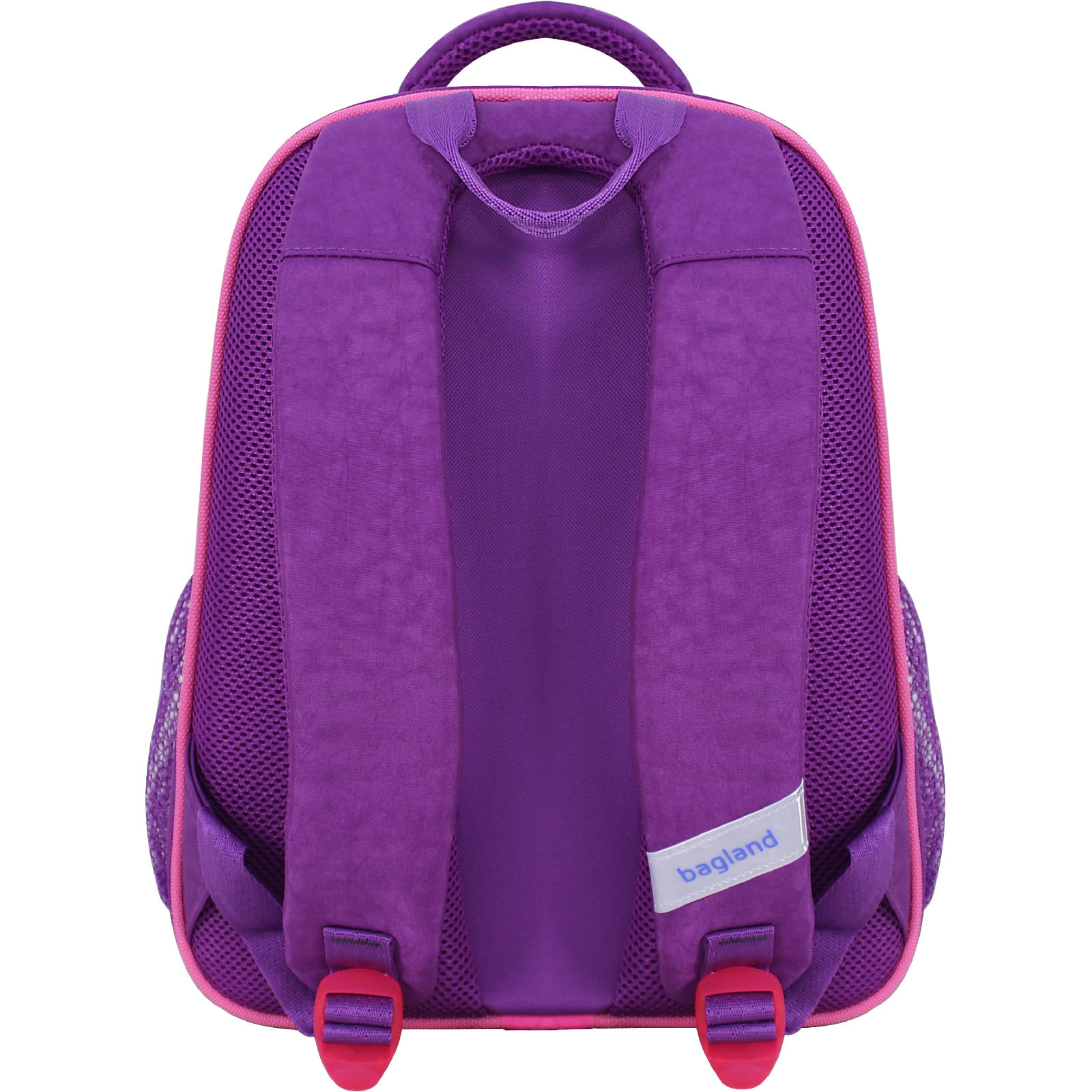 Рюкзак школьный Bagland Отличник 20 л. фиолетовый 890 (0058070)