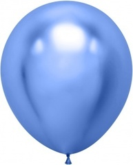 К 18''/46 см, Синий, хром, 10 шт, 1 уп.