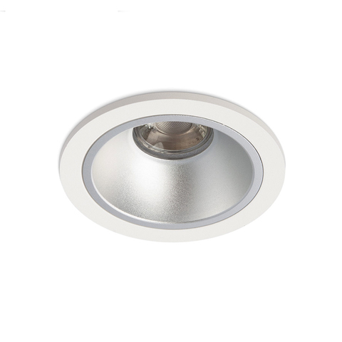 Dip R White/Aluminium фото