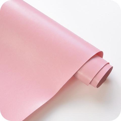 Кожзам переплетный глянцевый, Нежно-розовый