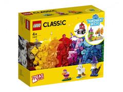 Lego konstruktor Classic Creative Transparent Bricks