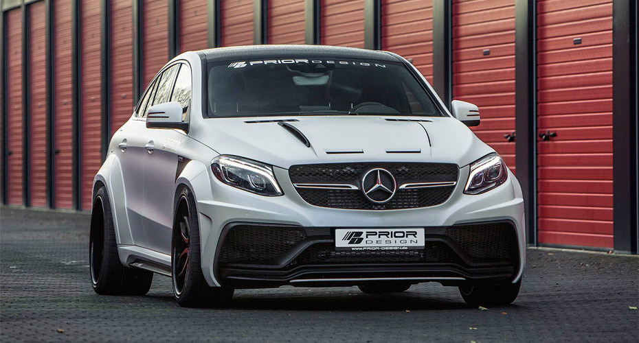 Обвес Prior Design для Mercedes GLE Coupe C292