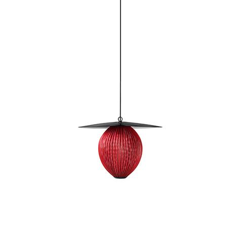 Подвесной светильник копия Satellite by Gubi M (красный)