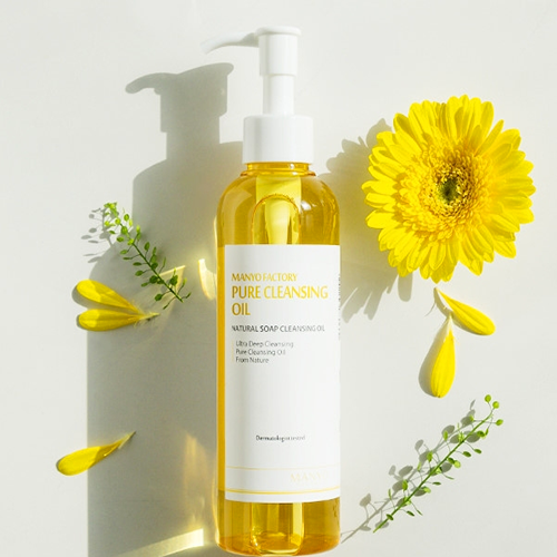 Manyo Pure Cleansing Oil гидрофильное масло 200мл