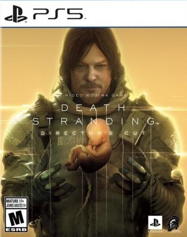 Death Stranding Director's Cut (PS5, русская версия)