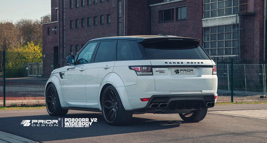 Обвес Prior Design для Range Rover Sport 2 2014+