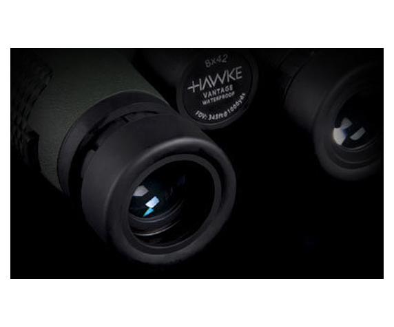Бинокль Hawke Vantage WP 8x42 (Green) - фото 4