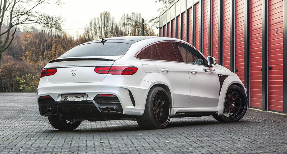 Обвес Prior Design для Mercedes GLE Coupe C292
