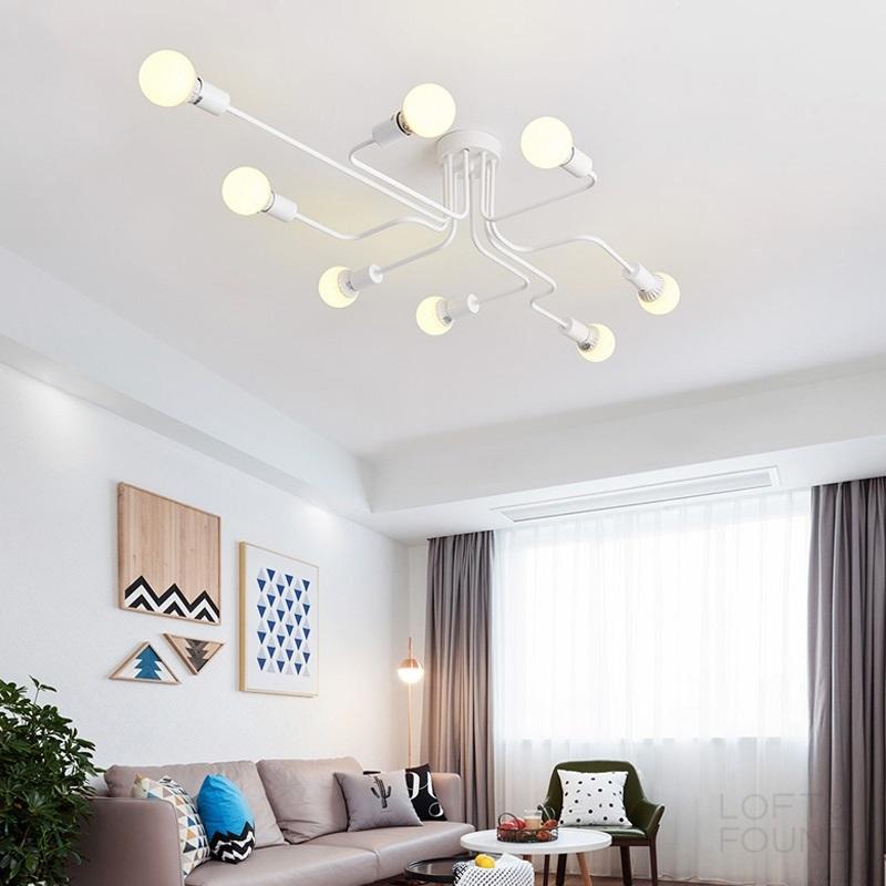 Потолочный светильник Lampatron style Scheme White