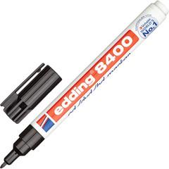 Маркер для CD Edding E-8400/1 черный (толщина линии письма 0.5-1мм)