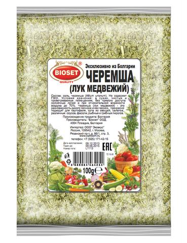 Черемша ( лук медвежий), 100 гр.