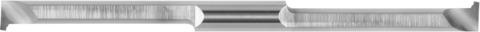 Резец подрезной обратный правый 5,2/1 мм