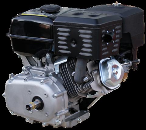 Двигатель LIFAN 190FD-R,  c понижающим редуктором и электростартером