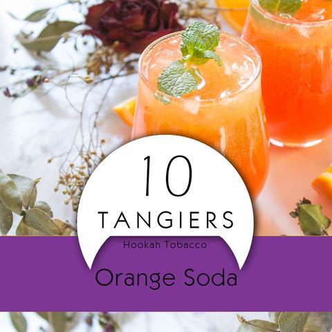 Табак Tangiers F-Line Orange Soda (Апельсиновая газировка) 100 г