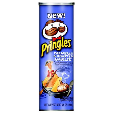 Чипсы Pringles Parmesan & Roasted garlic