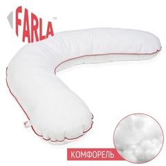 Farla. Подушка-бумеранг для беременных Care V108 с комфорелью, вид 1