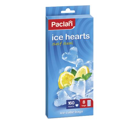 """Мешочки """"Paclan"""" для приготовления ледяных сердечек 8*20"""