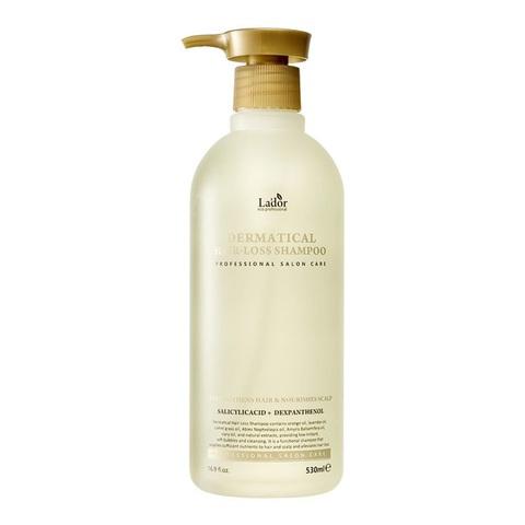 Lador Dermatical Hair-Loss Shampoo бессульфатный шампунь против выпадения волос