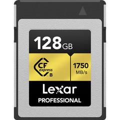 Карта памяти Lexar Cfexpress B 128GB 1750/1000 MB/s