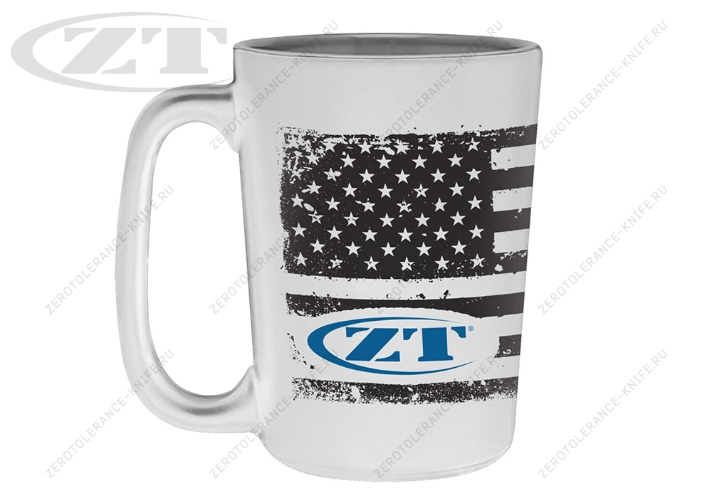 Кружка Zero Tolerance Flag MUGZT - фотография