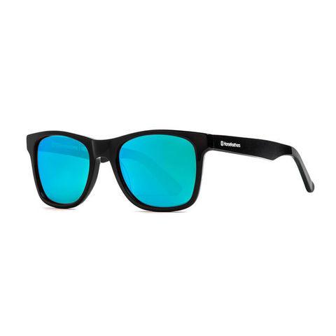 Очки Horsefeathers Foster Sunglasses Zebra/Mirror Green