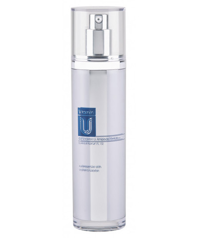 Ампульная эмульсия с пептидами и волюфилином CUSKIN Vitamin U Ampoule Emulsion 130 мл